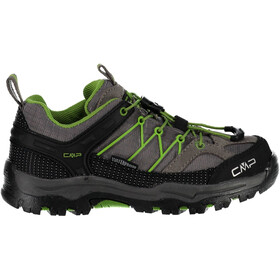 CMP Campagnolo Rigel Low WP Trekking Shoes Junior tortora-edera